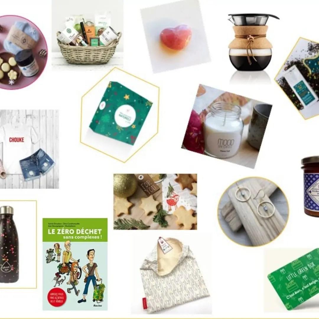 "15 idées de cadeaux green, gourmands ou ""made in Belgium""!"