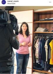 Minimalisme dans la garde-robe: comment faire le tri? (Interview pour Canal Zoom)