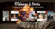 Challenge #JeBookin avec les autres #16 (septembre 2019)