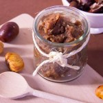Crème de marrons sans sucres raffinés