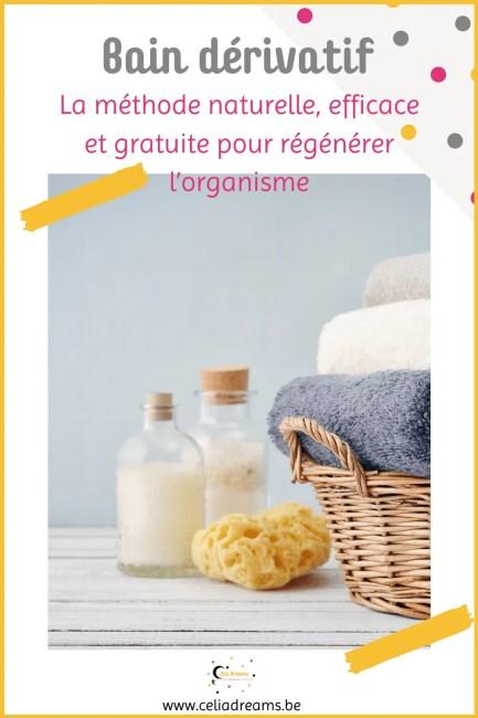 Bain dérivatif selon la méthode France Guillain