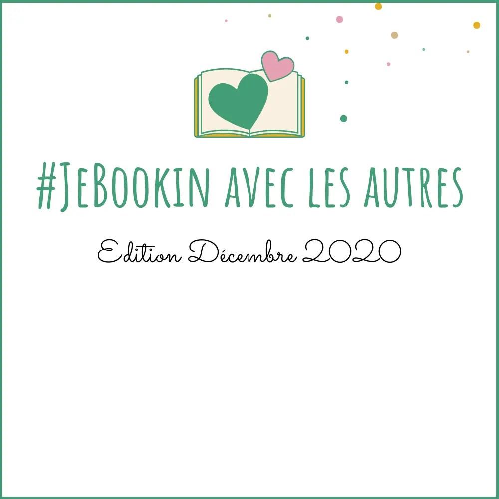 #JeBookin avec les autres Décembre 2020
