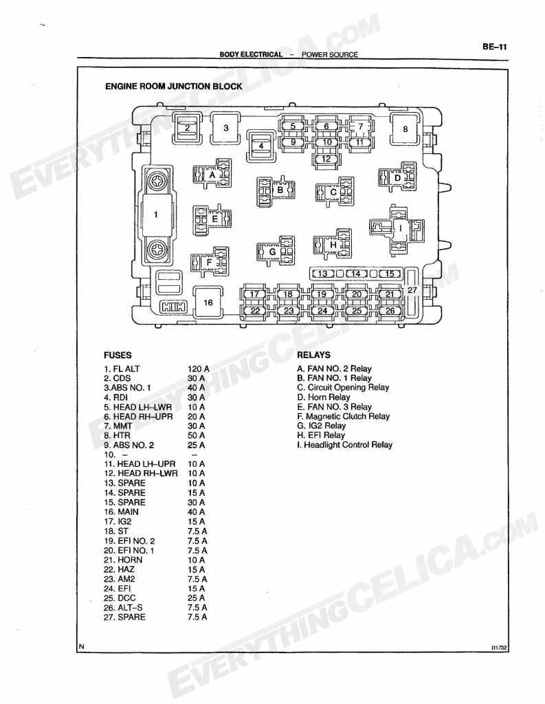 93 Toyota 22re Engine Diagram Toyota Auto Wiring Diagram
