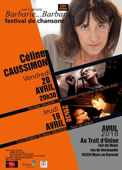 concert céline caussimon