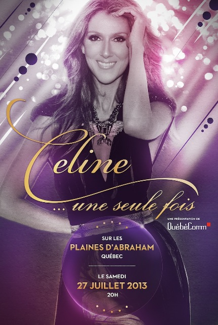 Celine_uneseulefois_poster