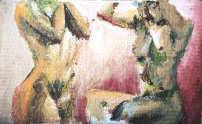 nature vivante sur carton-2002