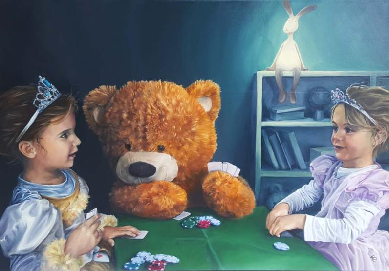 The Game 116x81