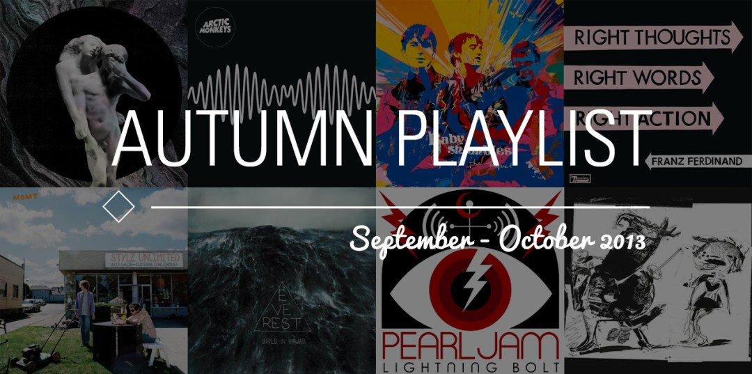 Playlist_autumn2013