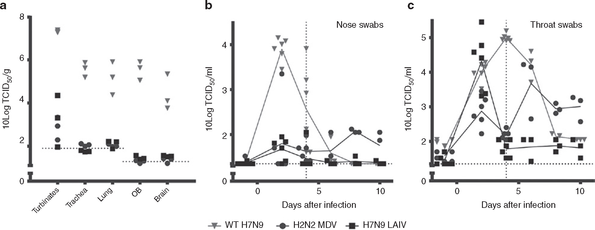 H7n9 Live Attenuated Influenza Vaccine Is Highly