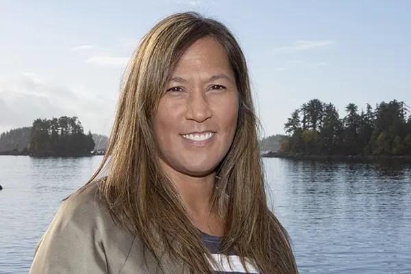 Vickie Denkinger, Owner of The Cellar Alaska