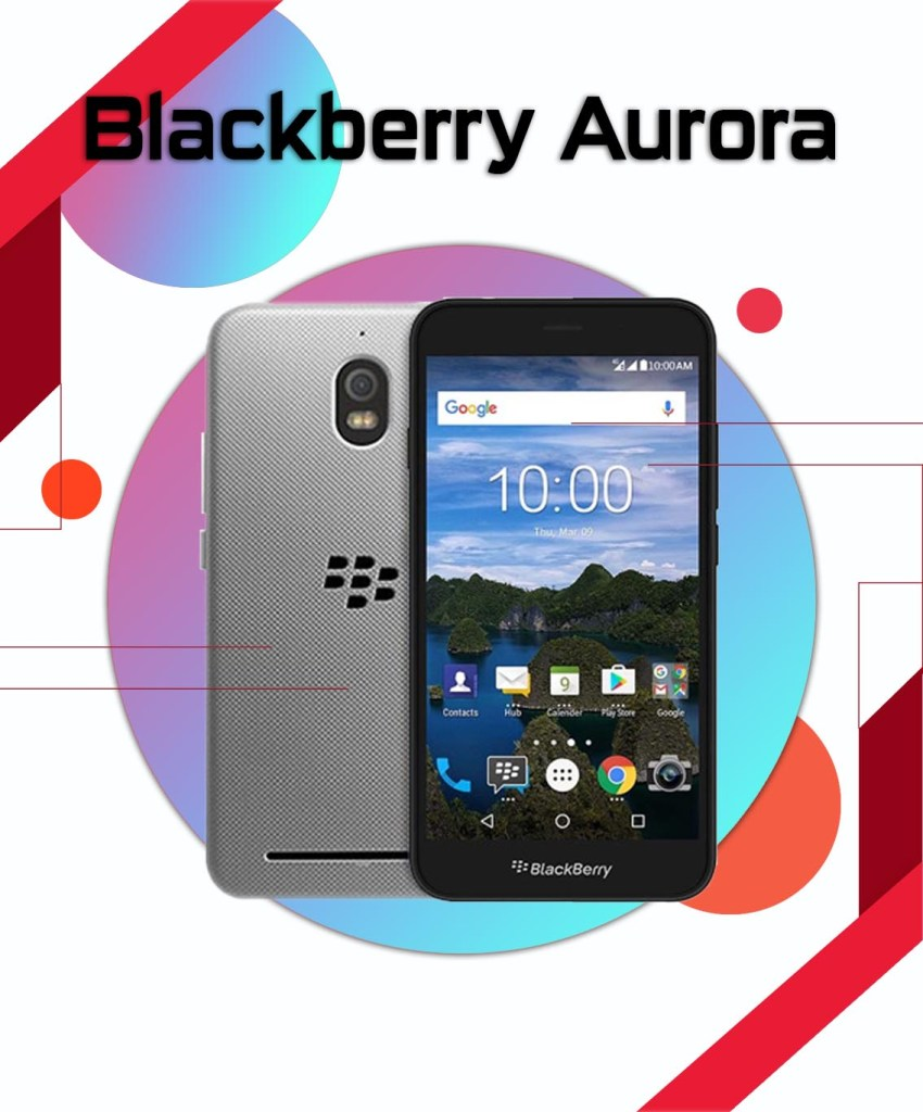 Blackberry Aurora Repair in Vancouver