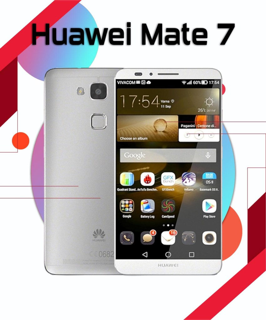 Huawei Mate 7 Repair in Vancouver