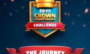 Clash Royale Crown Championship Fall Season to kick off with 20 Win Challenge