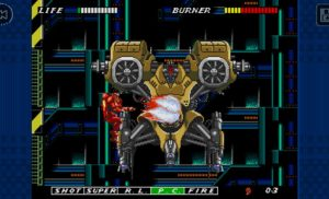 ESWAT: City Under Siege is the latest SEGA Forever