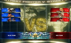 Street Fighter V: Arcade Edition to feature Team Battle mode