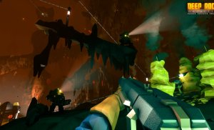 Co-op sci-fi mining game Deep Rock Galactic hits PC and Xbox One soon