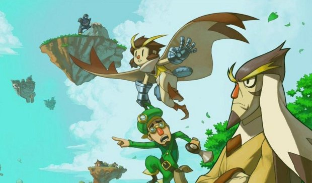 Owlboy will see a physical release on PS4 and Switch this Spring screenshot