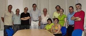 Los socios fundadores del CELLIT