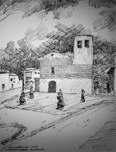 Algayón (plumilla de Fernando Alvira)