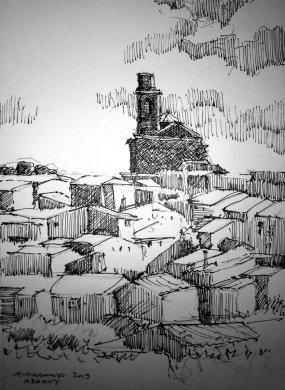 Azanuy (plumilla de Fernando Alvira)