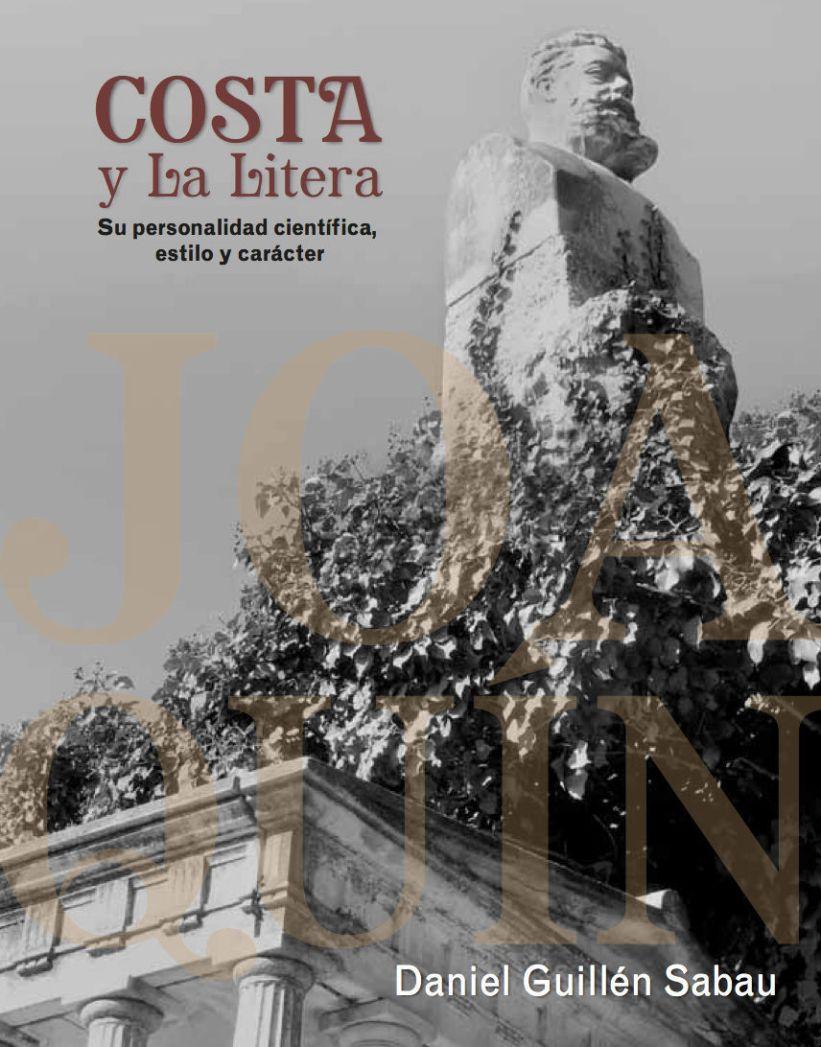 Primera de cubierta del libro 'Costa y La Litera'