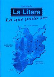 Sixto Agudo: 'La Litera. Lo que pudo ser' ; Zaragoza : Blax & Company, 2000 [cubierta]