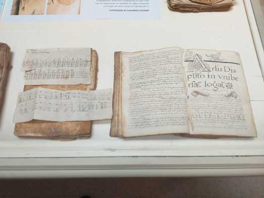 Documentos del fondo «casa Notari» (1)