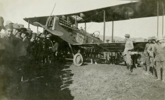 Biplano, ca. 1922 (foto Jaime Pla)