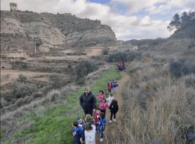 Por el camino con los pequeños