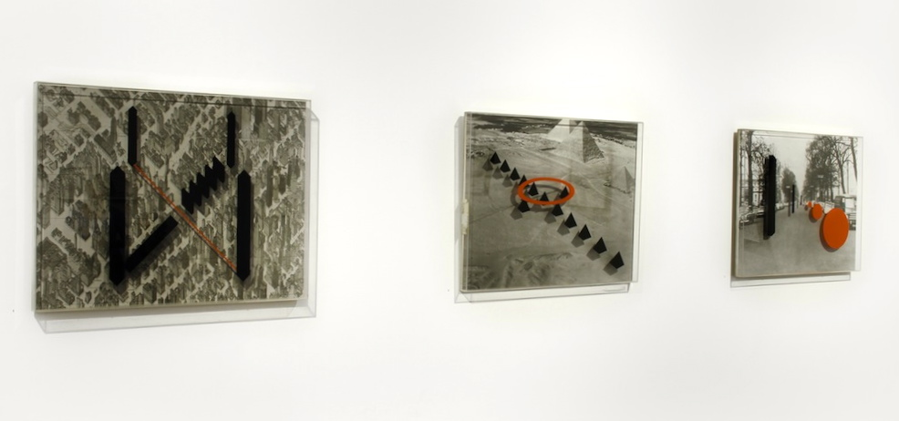Derek Boshier_Rethink_Re-Entry at Flowers Gallery.