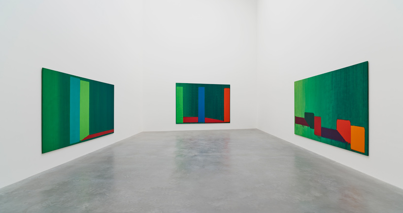 Newport Street Gallery John Hoyland Power Stations Paintings 1964-1982 Exhibition review on www.CELLOPHANELAND.com