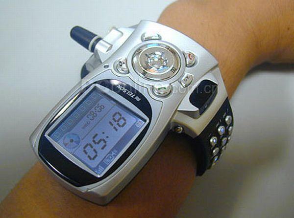 F88 Wrist Watch Mobile Phone