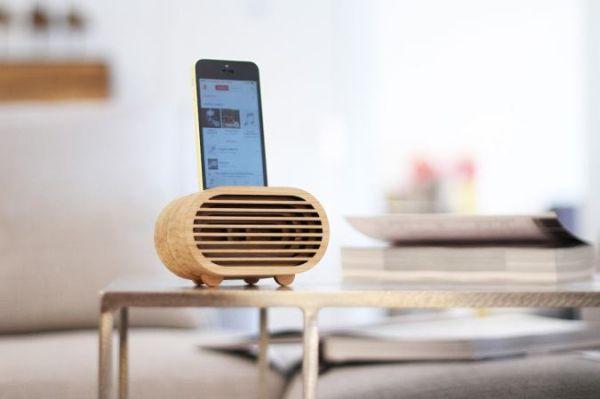Amplio Smartphone Sound Amplifier - Front View
