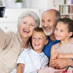 Cellulare per anziani con fotocamera
