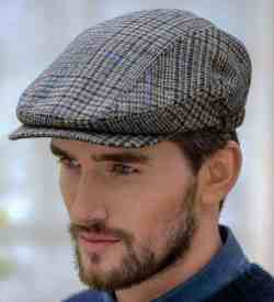 Traditional Irish Flat Cap. Boardwalk Empire Style.
