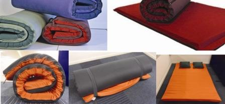 Reflex Foam Mattress Ideal For Sleepovers Unexpected Guests Or Camping