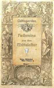 (Buchcover Heilweine aus dem Mittelalter)