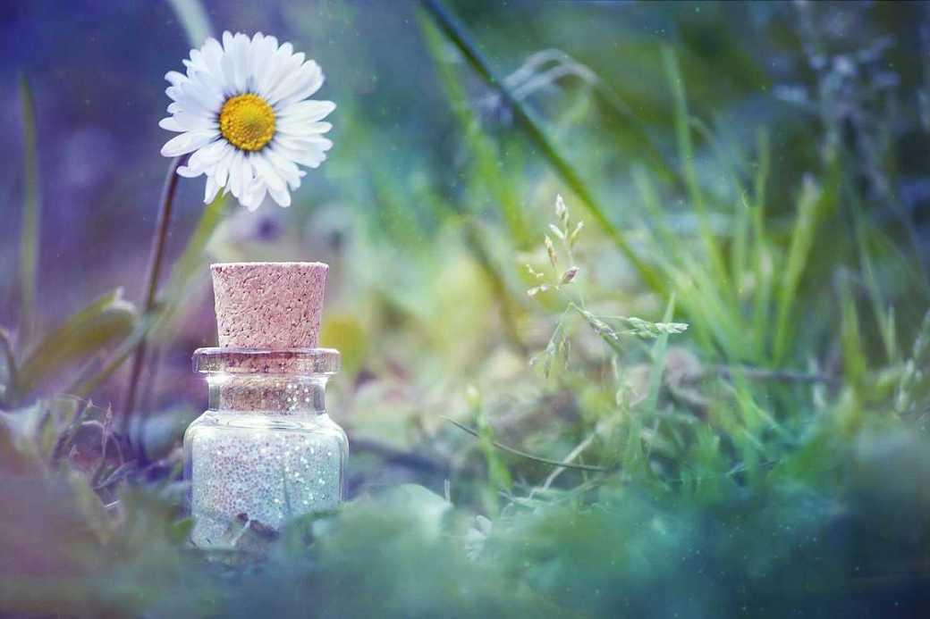 Magischer Zaubertrank gegen Nervosität