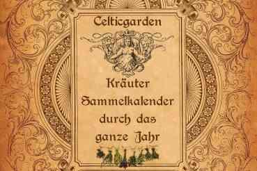 Ebook Kräutersammelkalender