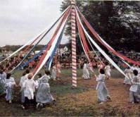 May Pole - Beltaine