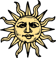 sun god parallel pagan christian mythologies