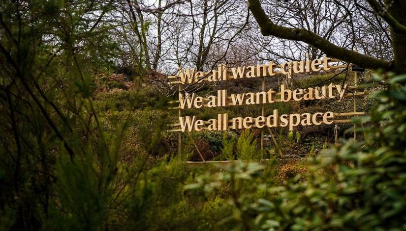 National Trust Founding Words