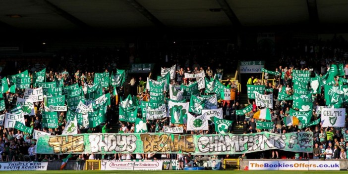 SPFL_PTFC_CELTIC_0456_1  FIFA NAME CELTIC SUPPORTERS AS THE BEST FANS IN THE WORLD! SPFL PTFC CELTIC 0456 1 1024x514