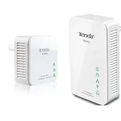 Tenda Homeplug Wireless Kit P200