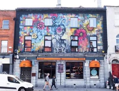 Bar in Camden Street, Dublin