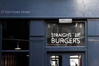 Bunser, Burger Joint In Temple Bar, Dublin