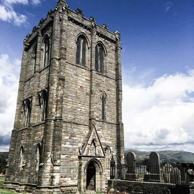 Cambuskenneth Abbey, Stirling, Scotland
