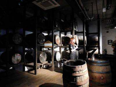 Guided Tour at the Teeling Distillery, Dublin