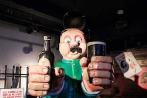 Guinness Advertising, Guinness Factory, Dublin, Ireland