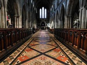 St Patrick's Cathedral, Dublin